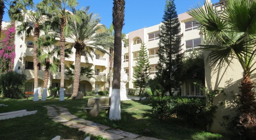 Le Paradis Palace, Hammamet