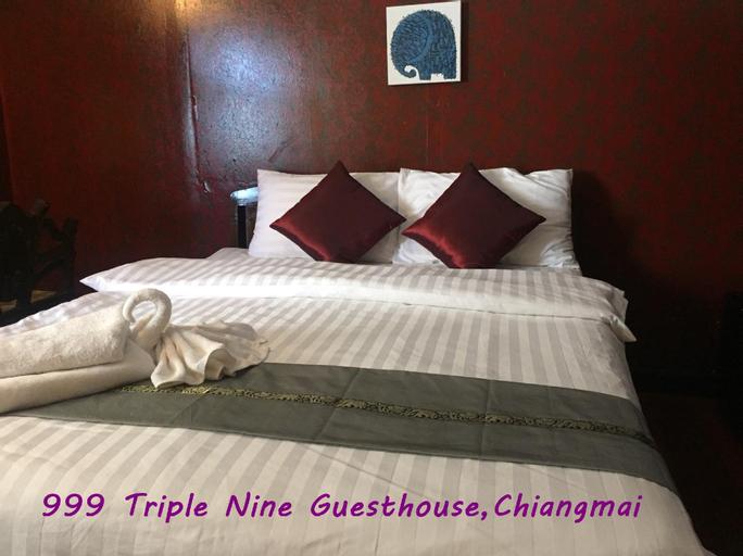 999 Triple Nine Guesthouse & Hostel Chiangmai, Muang Chiang Mai