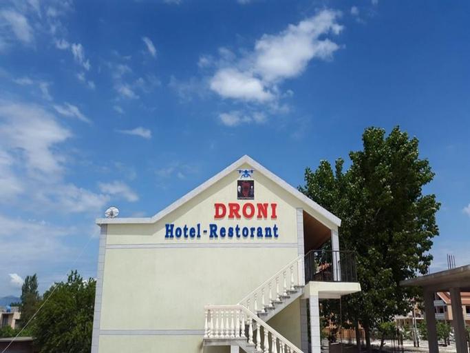 Hotel Droni, Shkodrës