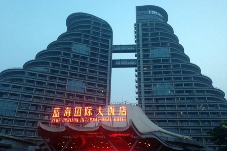 Blue Horizon International Hotel Rizhao, Rizhao