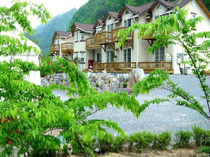 Danyang Ondal and Pyeonggang Pension, Danyang
