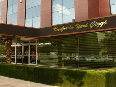 Hotel Izgi Turhan, Merkez