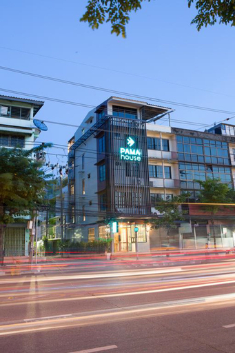 PAMA House Boutique Hostel, Khlong San