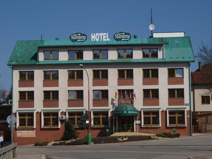 Hotel MACOCHA, Blansko