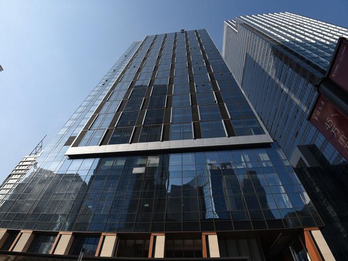 Qingdao Lejiaxuan Yuexi Apartment Hongkong Central Rd The MIXC Branch, Qingdao