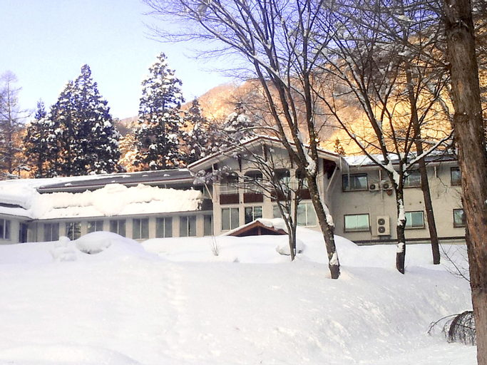 Hotel Blue Lake & Resort, Ōmachi