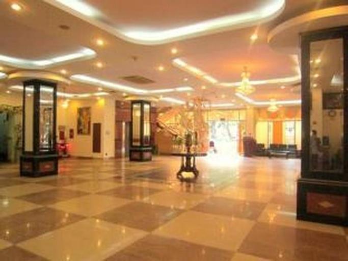 Thai Binh Hotel, Quận 1