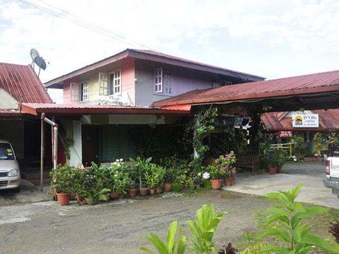 D Villa Rina Ria Lodge, Ranau