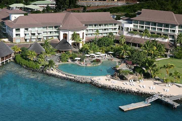 Hilton Hotel Tahiti,