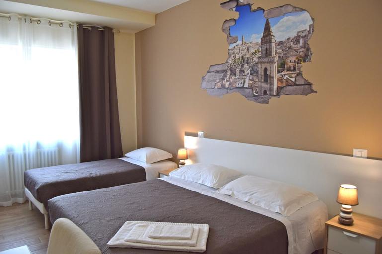 Civico 28, Matera