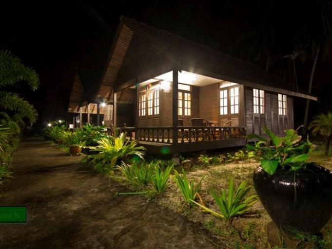 Villa Anggerik, Besut