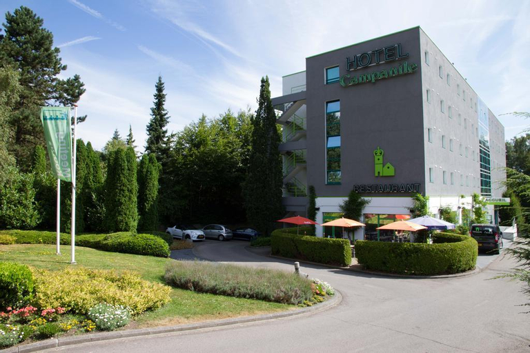 Hotel Campanile Luxembourg - Airport, Luxembourg