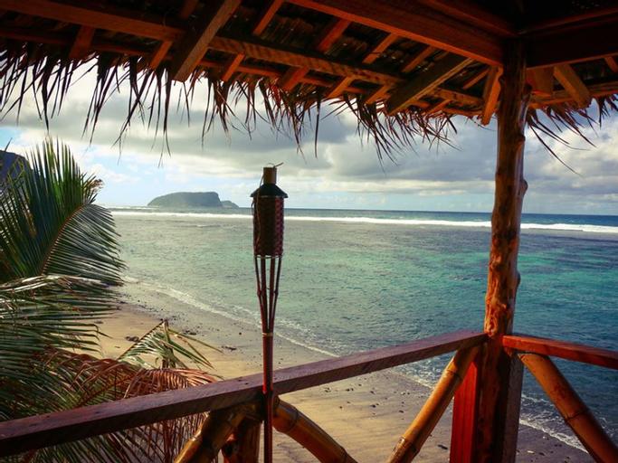 Faofao Beach Fales Resort, Aleipata Itupa i Luga