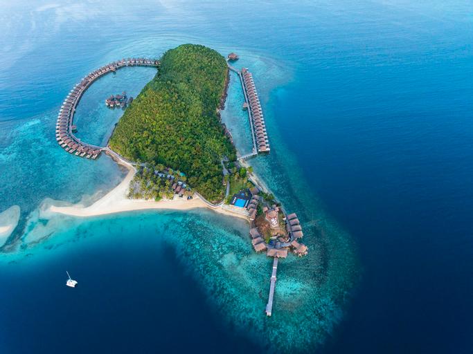 Huma Island Resort & Spa, Busuanga