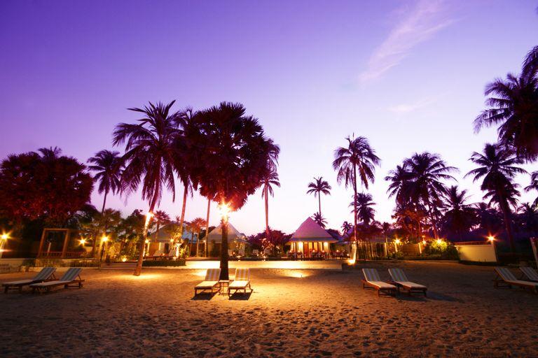 The Beach Boutique Resort, Nua Khlong