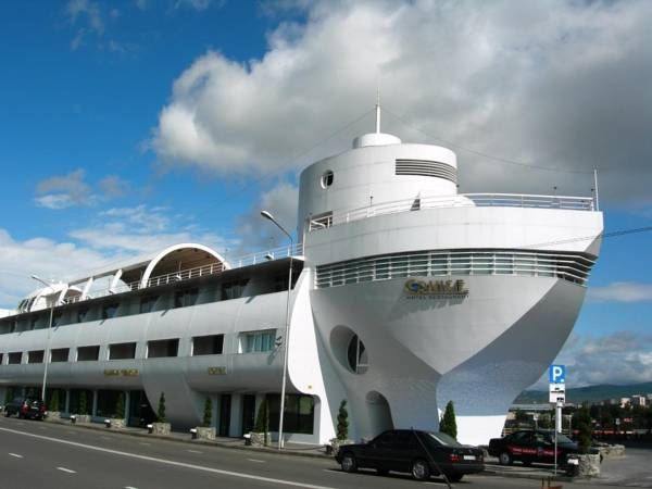 Cruise Hotel, Mtskheta