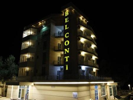 Bel Conti Hotel, Durrësit