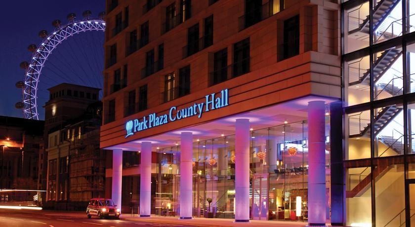 Park Plaza County Hall Hotel, London