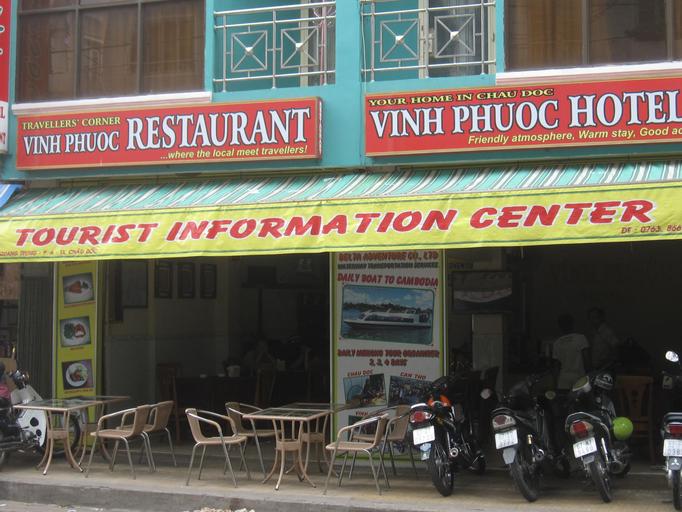 Vinh Phuoc Hotel, Chau Doc