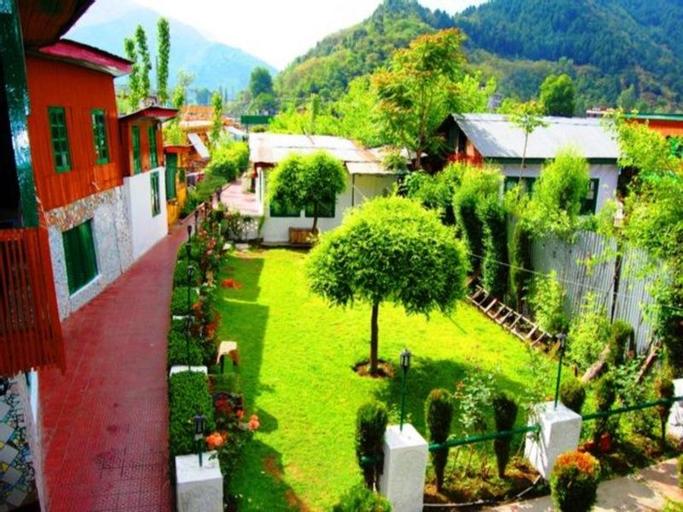 Hotel New Green View II, Srinagar