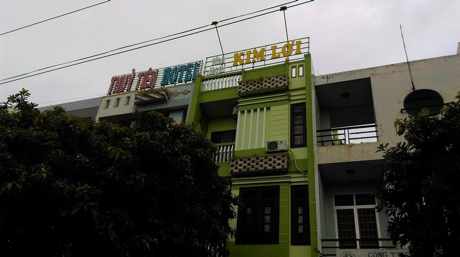 my motel, Tuy Hoa