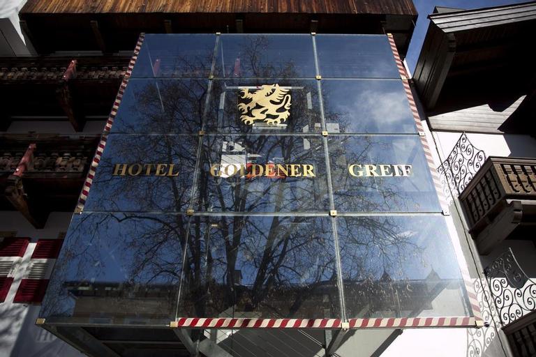 Goldener Greif, Kitzbühel