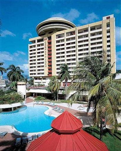 Capital Plaza Hotel,