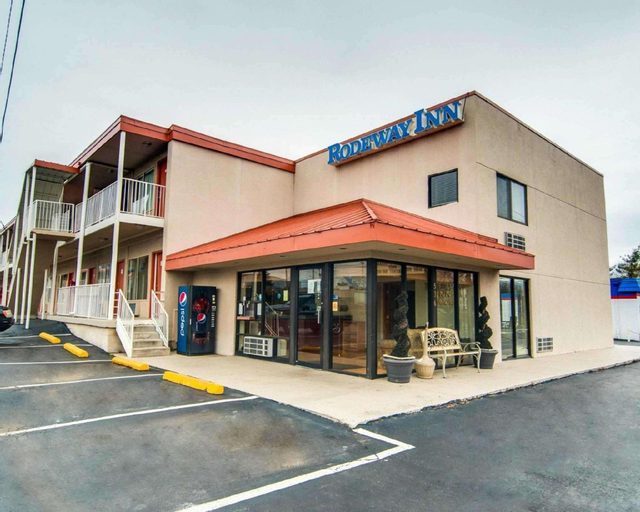 Rodeway Inn Civic Center, Roanoke City