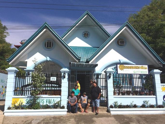 Sunseekers Villa, Bauang