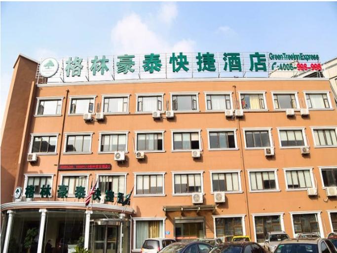 GreenTree Inn JiangSu WuXi BinHu HuiHe Road XiHui Garden Express Hotel, Wuxi