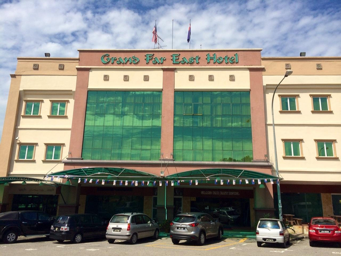 Grand Far East Hotel, Johor Bahru