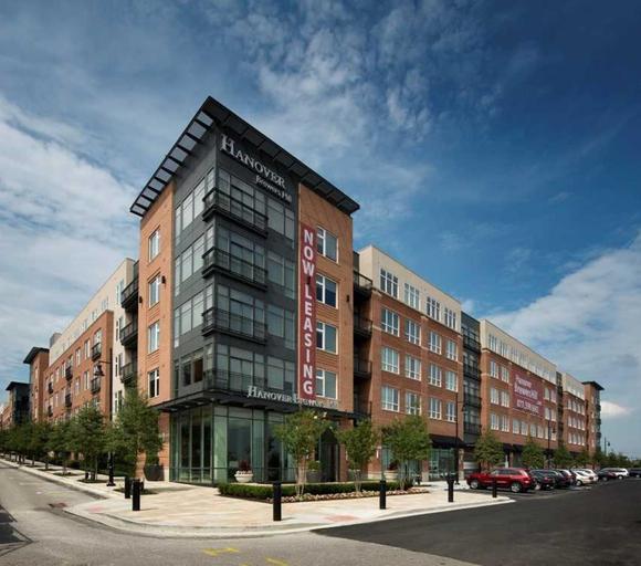 Global Luxury Suites at Toone Street, Baltimore