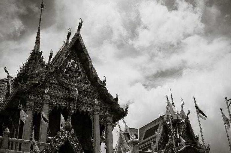 Le Meridien Bangkok, Bang Rak