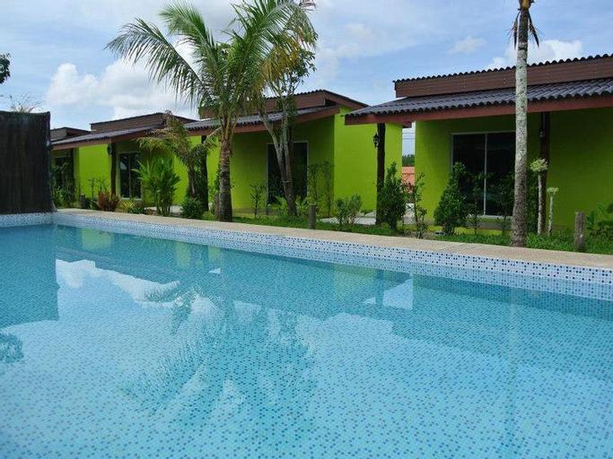 Ban Pool Green View Resort, Khao Chaison