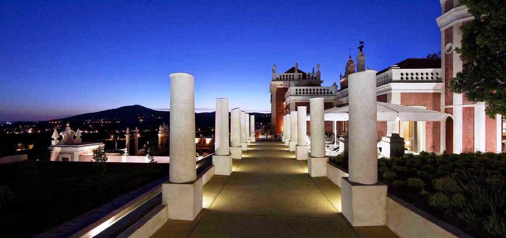 Pousada Palacio de Estoi - Small Luxury Hotels of, Faro