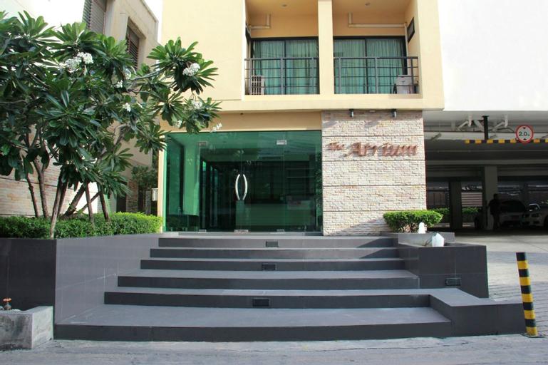 The Atrium Ratchada 13 Hotel, Din Dang