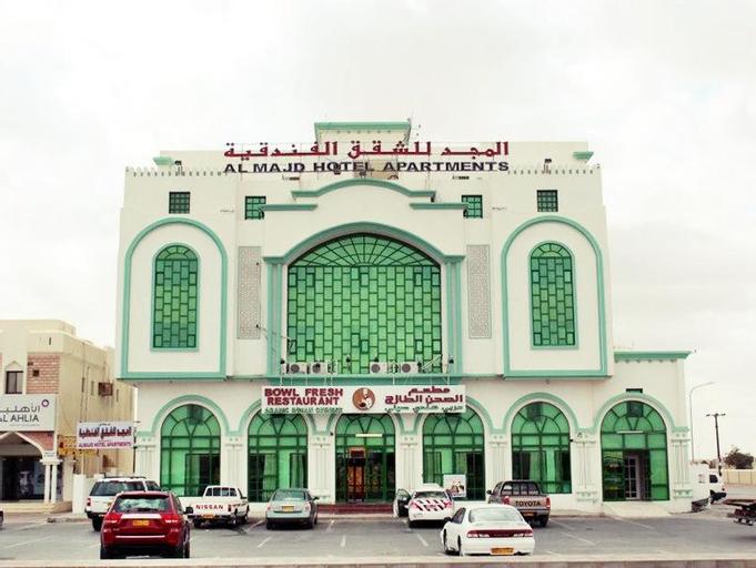 Al Majd Hotel Apartments, Ibri