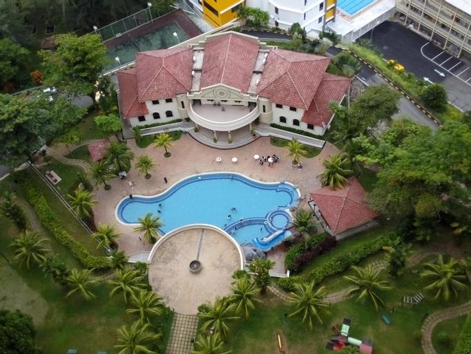 D&S Eden Seaview Condo at Batu Ferringhi, Pulau Penang