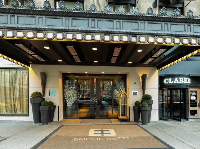 Empire Hotel, New York