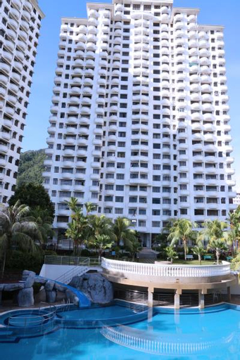 Holiday Condo @ Eden Seaview Condominium, Pulau Penang
