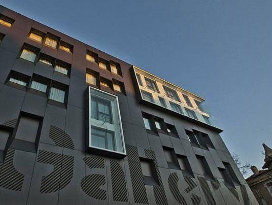 Graffit Gallery Design Hotel, Varna
