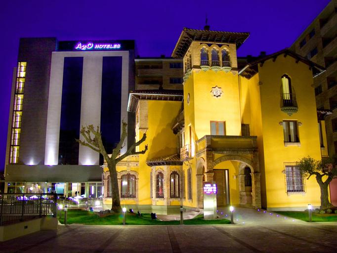 Hotel Castillo de Ayud, Zaragoza