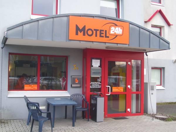 Motel 24h Bremen, Verden
