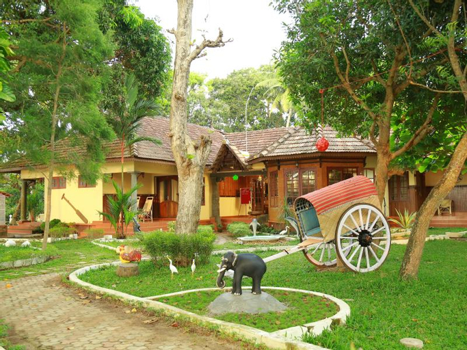 Manjishta Ayurveda Heritage Resort, Alappuzha