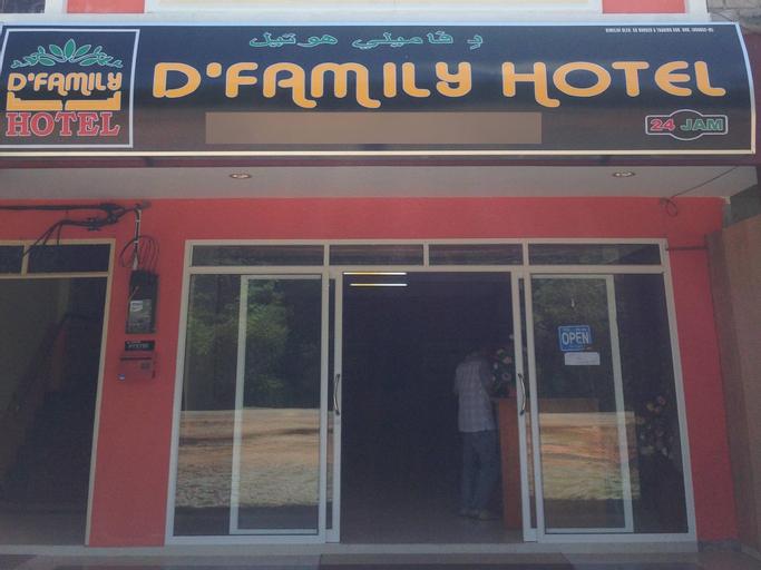 D Family Hotel, Pasir Mas