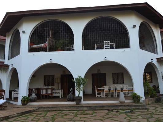 Giraffe House, Malindi