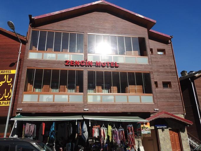 Zengin Motel, Çaykara