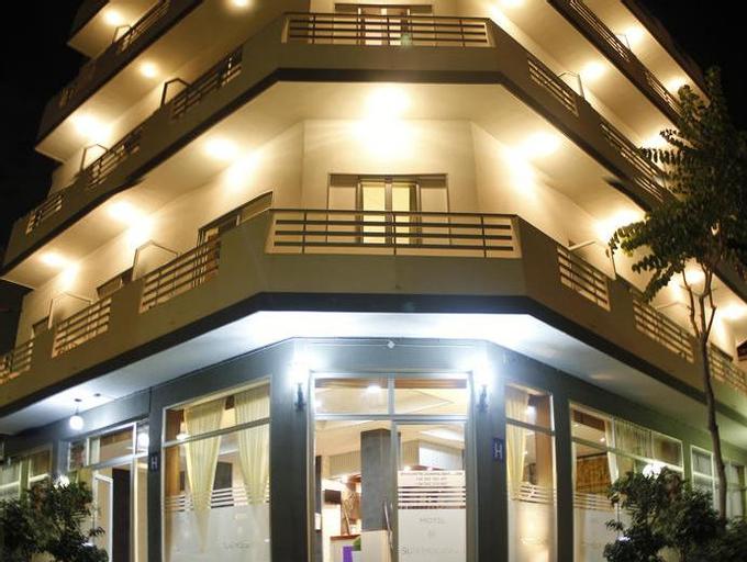 Hotel Sun Holidays, Santa Cruz de Tenerife