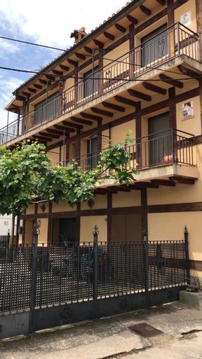 Casa El Barranco, Ávila