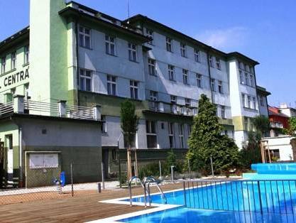 Wellness Hotel Central, Klatovy
